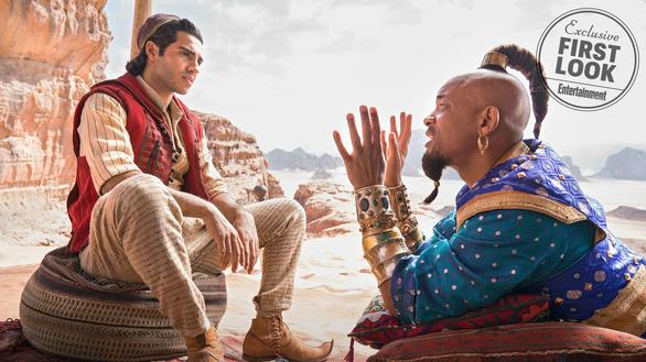 Aladdin ra rạp, mới 3 ngày thu hơn 200 triệu USD - Ảnh 1.