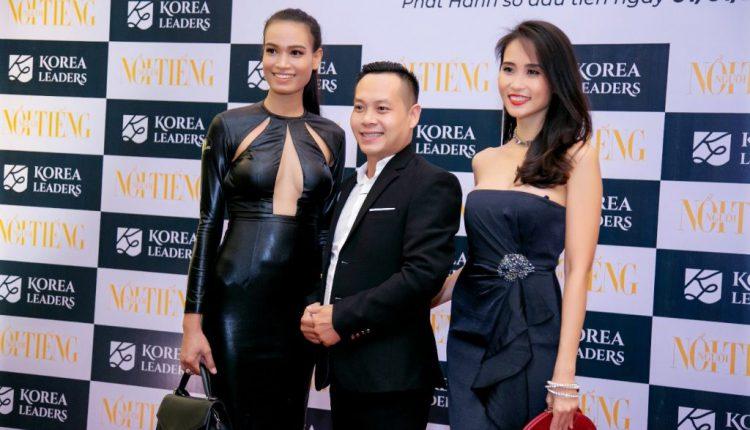 Siêu Mẫu Hăng Nie đảm nhiệm vai trò Huấn luyện viên CatWalk Hoa hậu Việt Hoàn vũ 2020