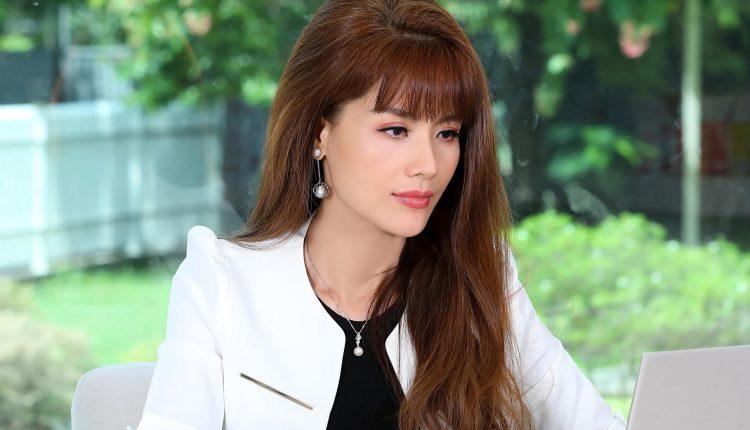 Nguyễn Băng Châu là đại sứ thương hiệu cho Star Kombucha8
