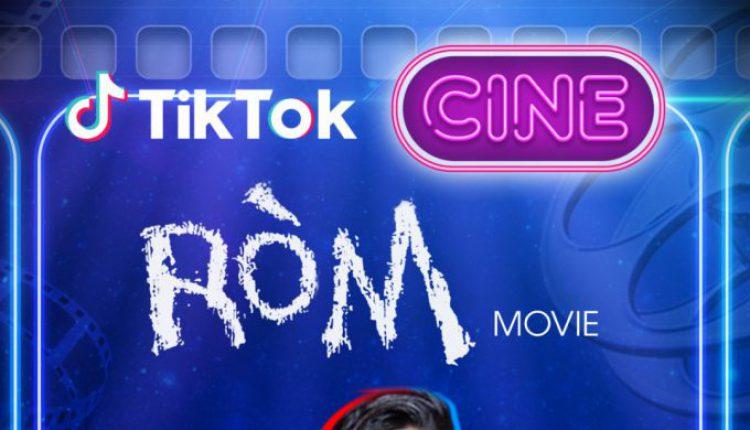 TikTok Cine1
