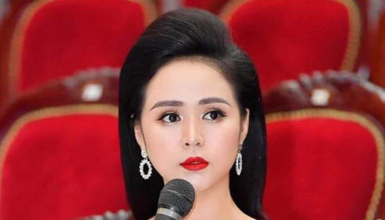 Trưởng BTC – Chủ tịch sáng lập và điều hành – Nữ Hoàng Hoa Hồng Bùi Thanh Hương