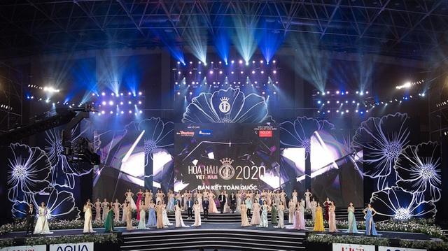 Lộ diện 35 người đẹp được chọn vào Chung kết Hoa hậu Việt Nam 2020 – 12