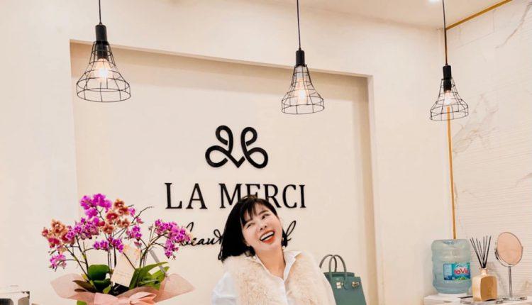 Phạm Tinh – Bà chủ tiệm Spa La MerCI 8X gây bất ngờ với vẻ đẹp níu giữ thanh xuân2