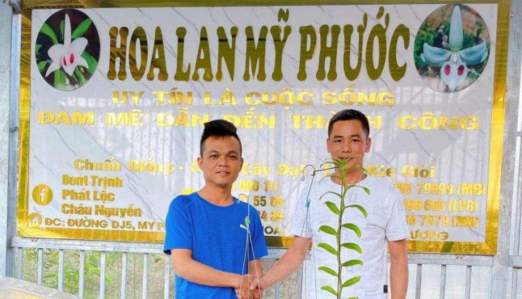 Phát Lộc hoa lan Bình Dương