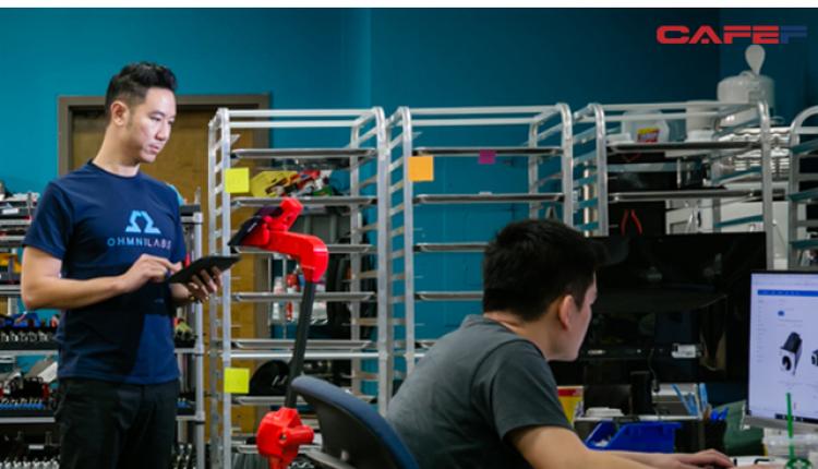 Founder OhmniLabs – Thức Vũ: Tôi muốn làm bùng nổ việc sử dụng robot vận hành bằng trí tuệ nhân tạo trên toàn thế giới – Ảnh 8.