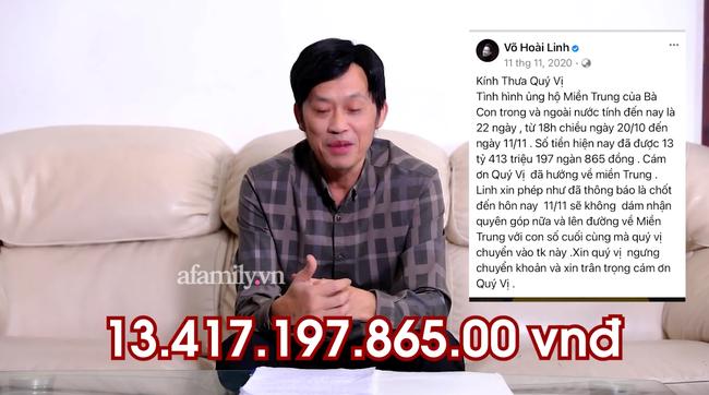 Hoài Linh công khai loạt chứng từ, hoá đơn liên quan tới hơn 13 tỷ, bà Phương Hằng lập tức đăng status kể về giấc mơ bí ẩn, yêu cầu Hoài Linh làm một việc hàng nghìn người mong mỏi!  – Ảnh 1.