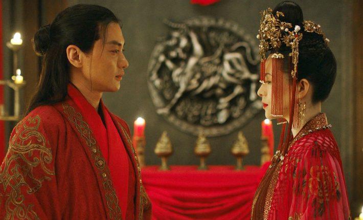 Chương Tử Di yêu say đắm 2 người đàn ông trên sóng truyền hình, netizen nhiệt tình