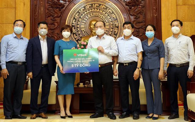 Hưởng ứng lời kêu gọi của Chính phủ, Vingroup, T&T, Hoà Phát, Sovico, Ecopark, Doji cùng một loạt ngân hàng lớn ủng hộ 280 tỷ đồng và 4 triệu liều vaccine – Ảnh 2.